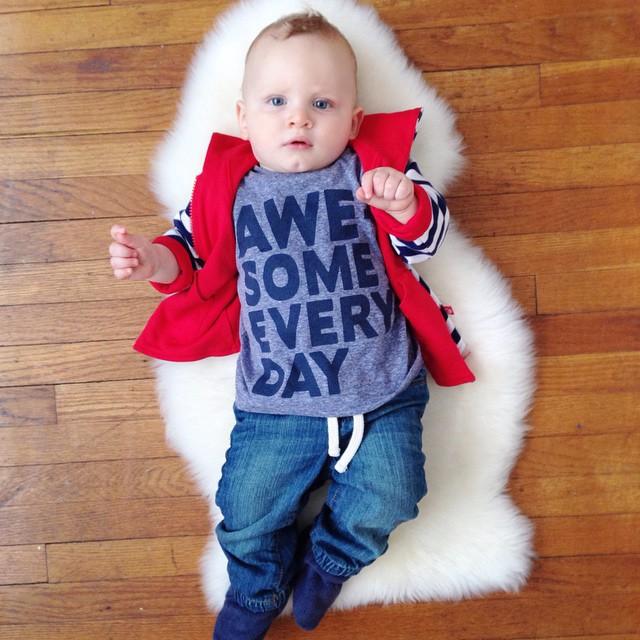 52 Weeks of Calvin | #calvinsweekbyweek on Oh Lovely Day