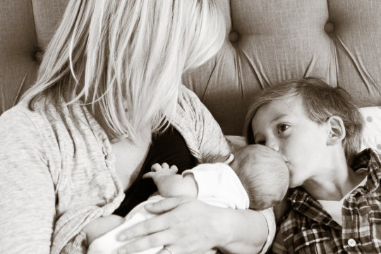 What I've Learned After Breastfeeding Three Babies | Oh Lovely Day