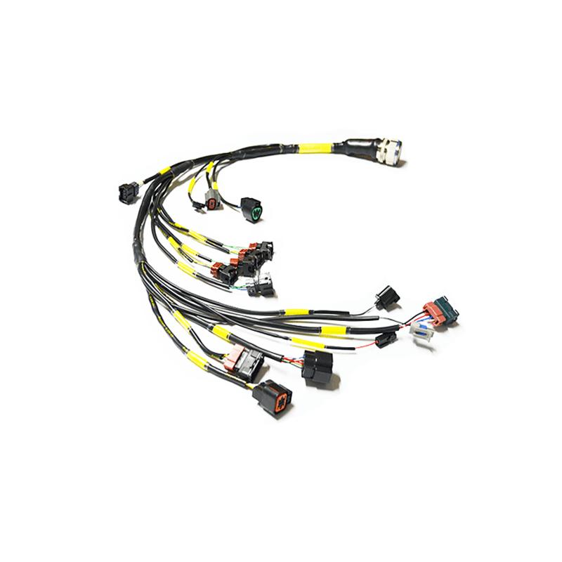 mitsubishi wiring harness connectors