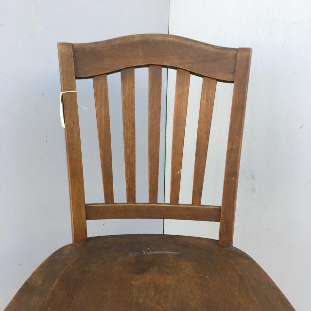 Milwaukee Chair Co Oak Chair