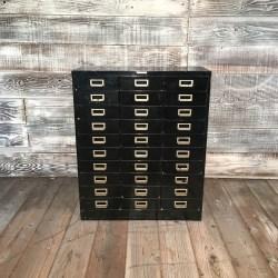 Floor Vintage Steelmaster Card Catalog Cabinet Faux Card Catalog Cabinet Card Catalog File Cabinet