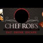 Celebrity Chef Rob Gayle Opens Upscale Lounge