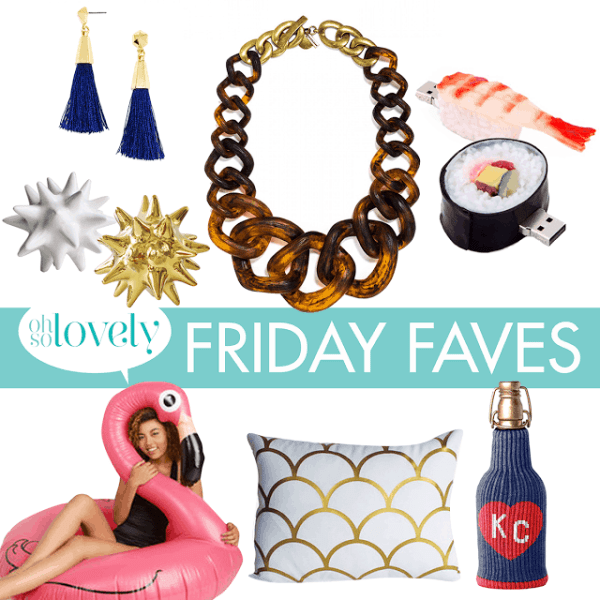 FRIDAY FAVES  //  4