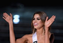 Miss Colombia Instagram Status