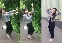 Winter fashion Ritu Pandit