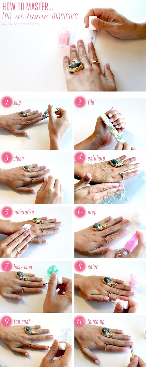 Nail care and art ideas