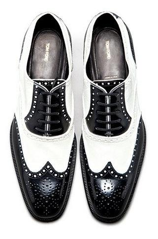 Men's Black Shoes top brands Tom Ford