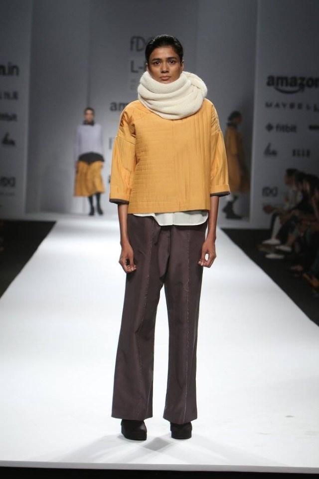 Amazon India fashion week 2016