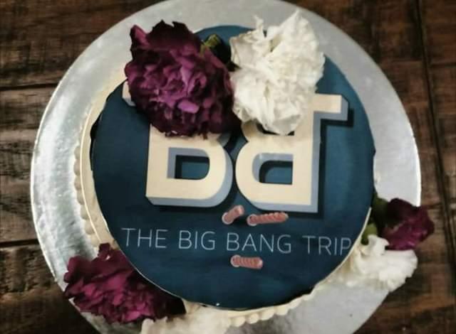 The bIg bang Trip