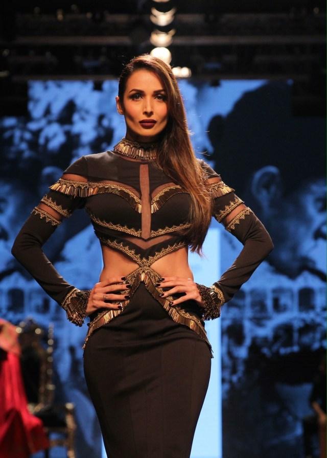Celebrities Lakme Fashion Week