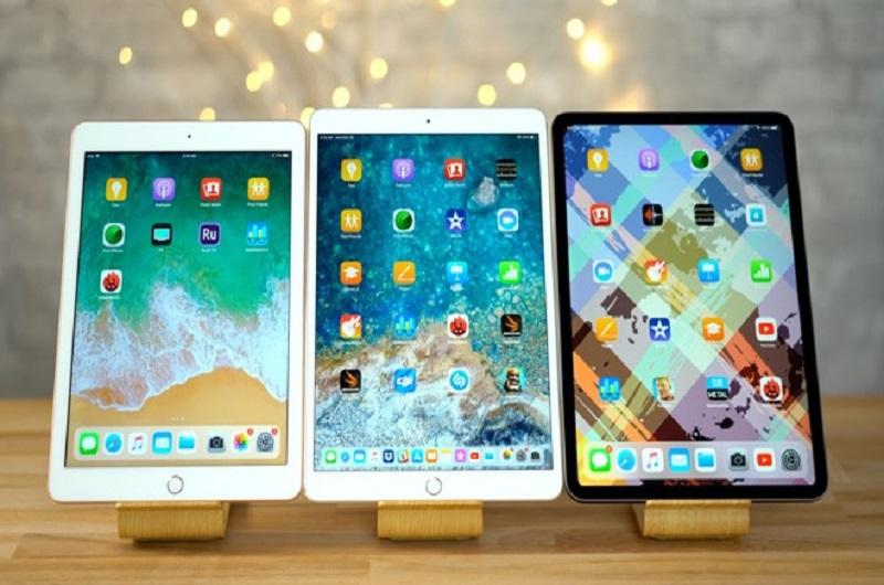 Compare Between iPad Air 2019 vs iPad vs iPad Pro 2018 vs iPad Pro 2017