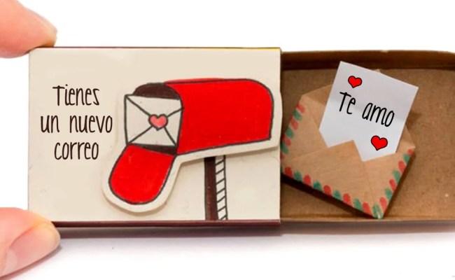 Cartas De Amor Creativas Para Mi Novio Varios Cartas