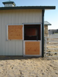 Dutch Door: Horse Barn Dutch Doors