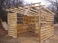 Pallets Sheds, Pallets Diy, Pallets Gardens, Pallets Wood ...