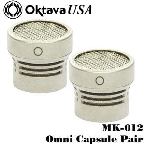 Omni Stereo Pair Capsules Silver