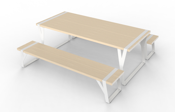 Trap Table w bench3