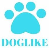 Doglike kutyaruha Logo