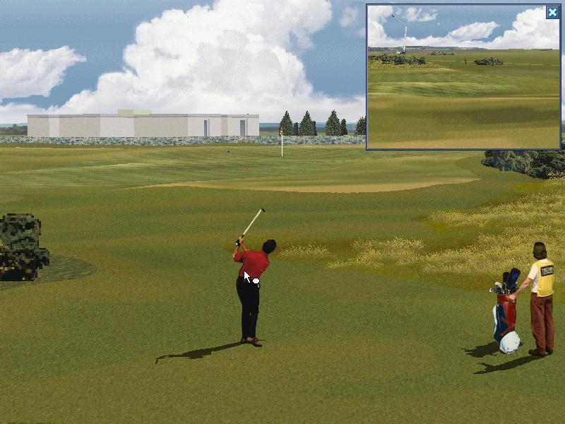 british open championship golf game