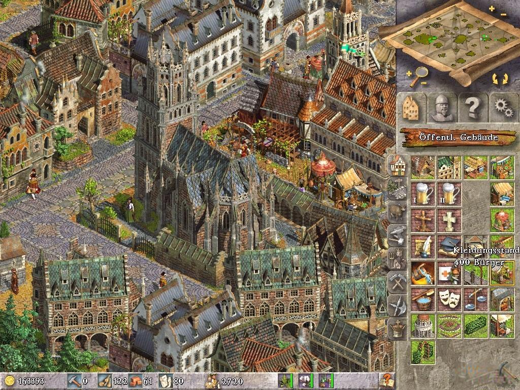 Danger 3d Wallpaper Download Anno 1503 The New World Download 2003 Strategy Game