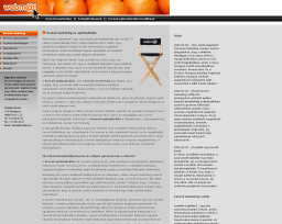 www.webma.hu - WebMa Internet honlapkép