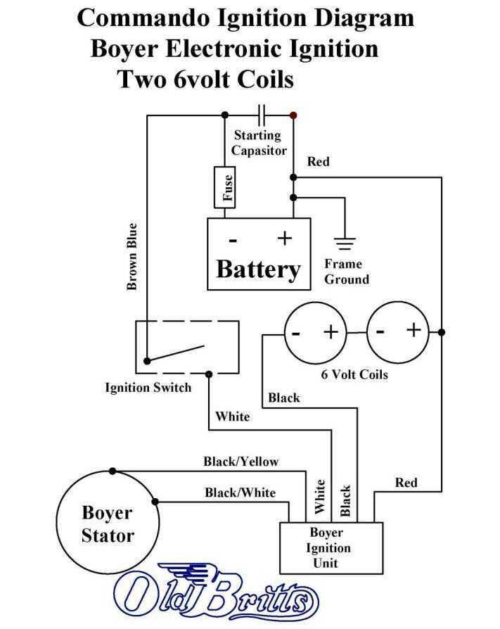 12 Volt Coil Wiring Diagram Wiring Diagram