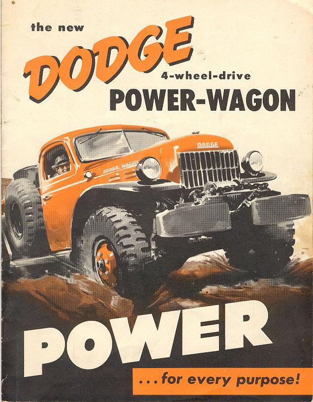 Directory Index ChryslerTrucksVans/1950_Trucks/1950_Dodge_Power_Wagon