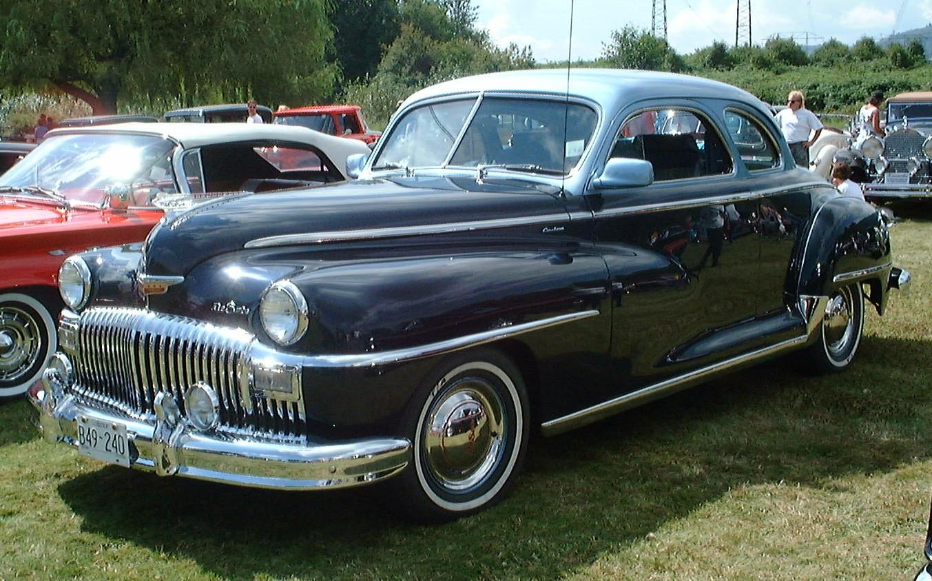 1948 Desoto Wiring Diagram Question About 1955 1947 4 Door Sedan Diagrams Schemes 1952