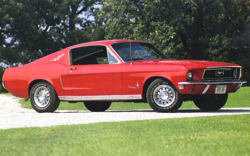 1968 Ford Mustang Brochures