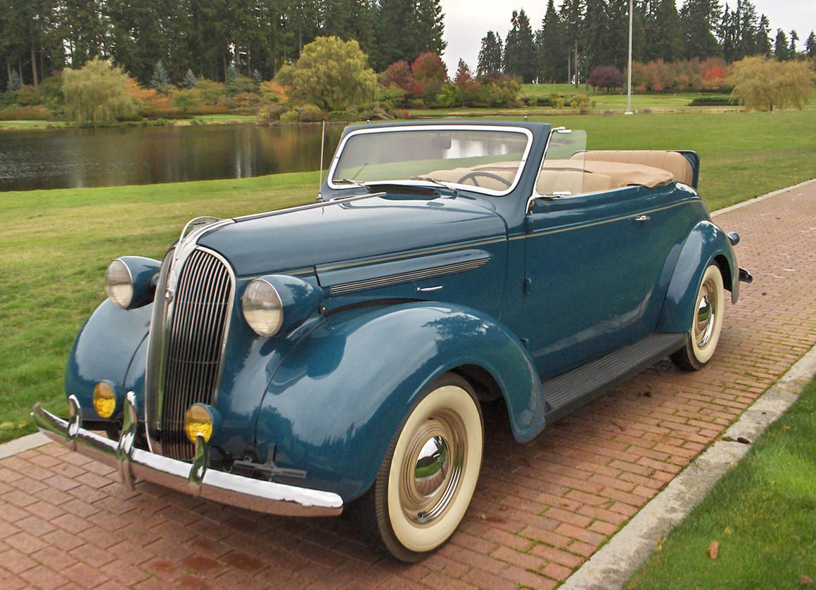 1937 Plymouth Project Car Pictures To Pin On Pinterest Auto Wiring Diagram