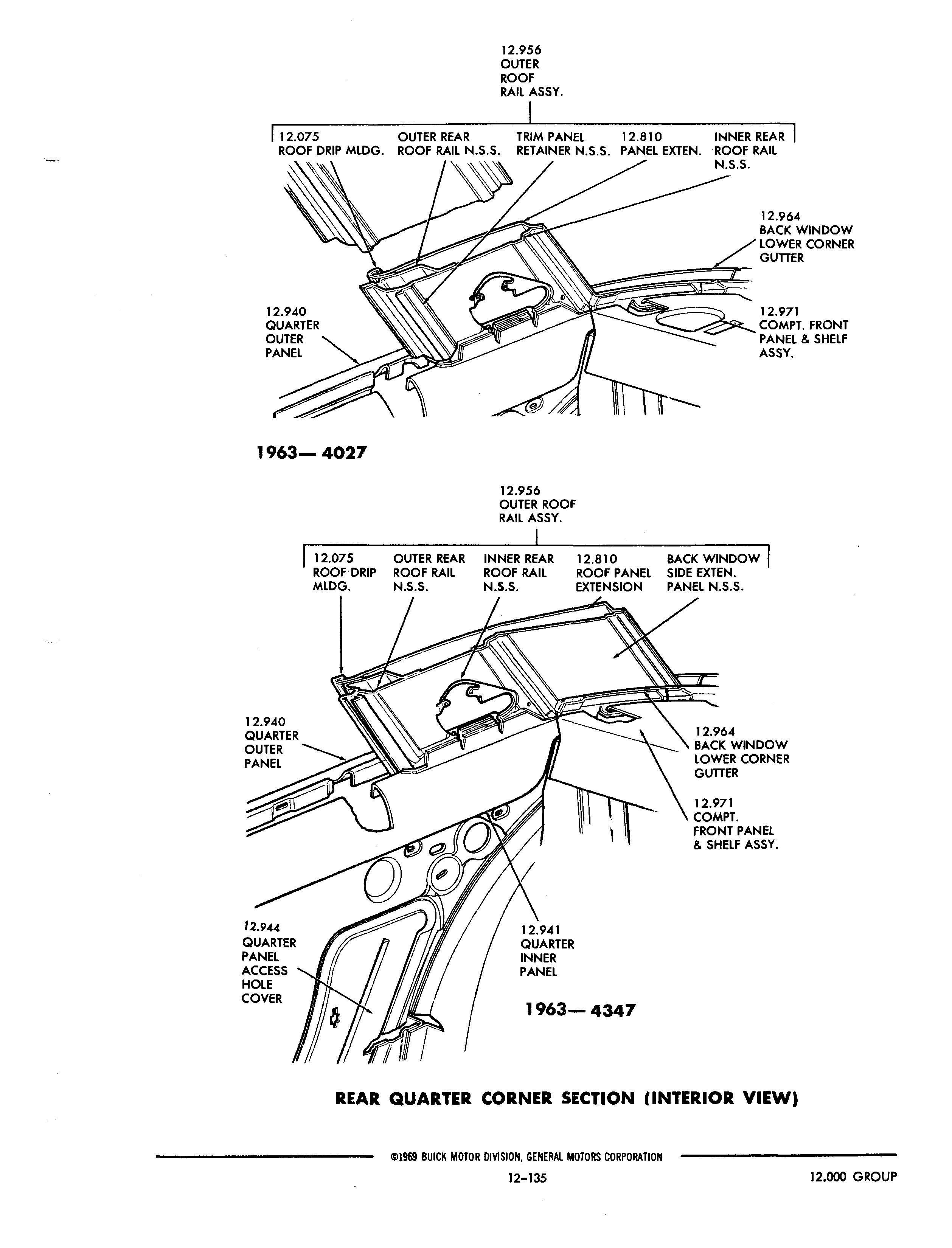 72 buick ignition switch wiring diagram