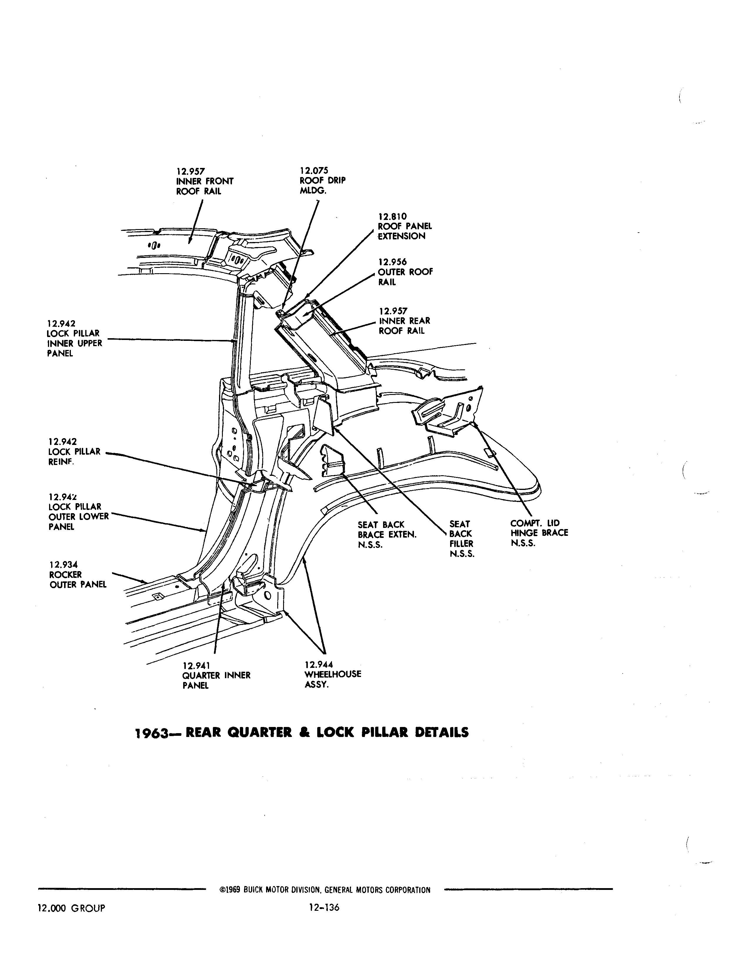 1947 buick steering wheel