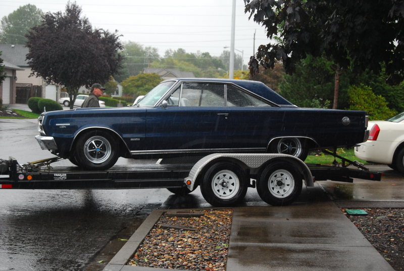 1967 Plymouth Belvedere GTX for sale by Owner - Mulino, OR - home sales agreement template