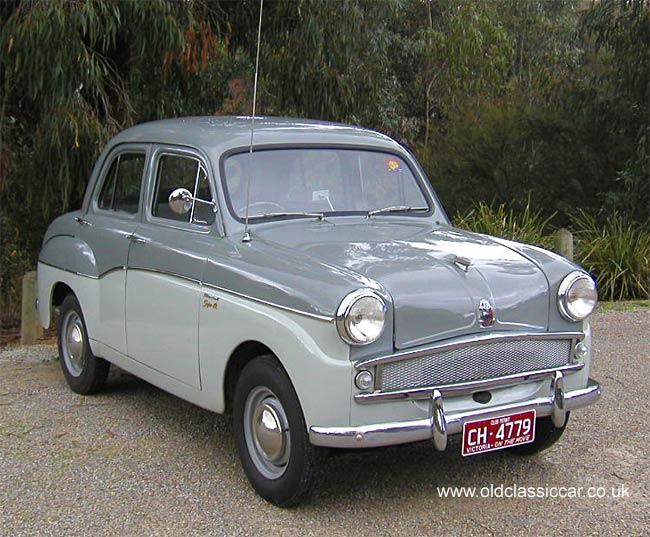 Standard Super 10 car in Australia - a rare Standrive-equipped Ten