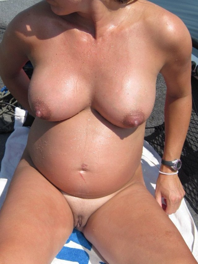bikini milf beach voyeur