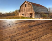Wide Plank Flooring | Reclaimed Wood Products | Olde Wood