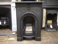 Victorian Bedroom Fireplace - 113B - Old Fireplaces