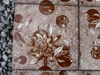 Minton Fireplace Tiles in the Aesthetic Style - ARTS006 ...