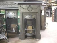 Original Victorian / Edwardian Bedroom Fireplace - 190B ...