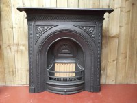 Gas Fires For Victorian Fireplaces. Gallery Celtic Cast ...
