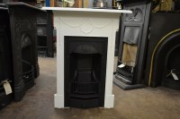 Original Victorian / Edwardian Bedroom Fireplace - 1936B ...
