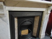 143MS-1679 - Original Georgian Marble Fire Surround - Old ...