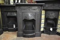 Original Edwardian Fireplace