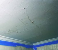 How to Fix Plaster Ceilings - Restoration & Design for the ...