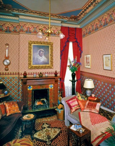Guide to Reproduction Wallpaper - Old House Restoration, Products & Decorating