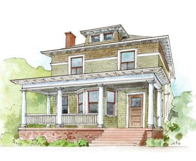 Early 20th-Century Suburban House Styles - Old House Restoration, Products & Decorating