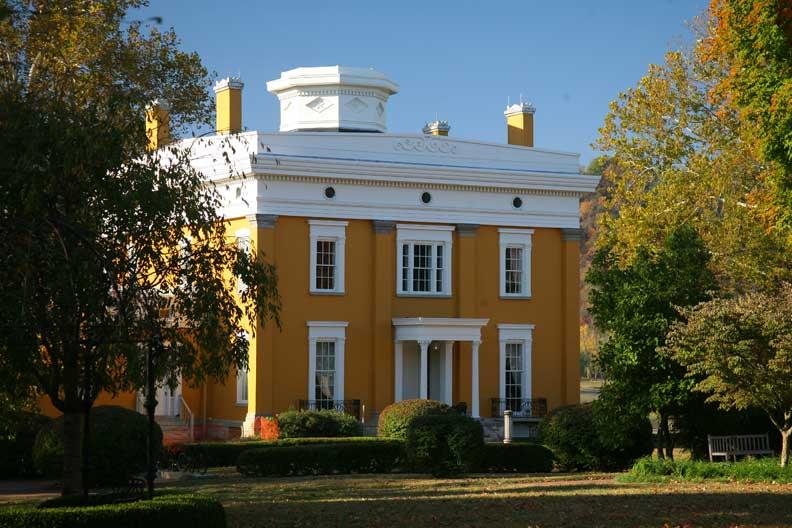 Fullsize Of Greek Revival House