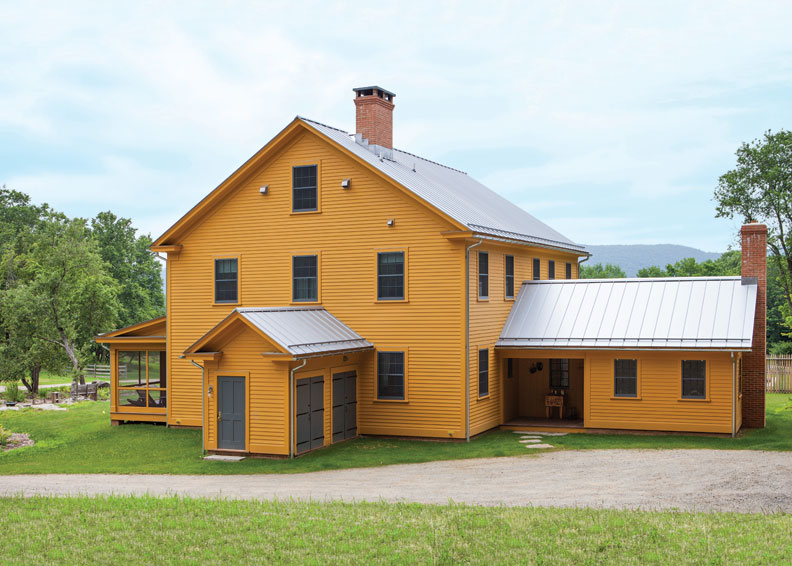 Fabulous Rafe Churchhill Welcomed Challenge Arkansas Sale Sale Alabama Farm Houses Farm Houses Building A New House Runwithout Fossil A New Farmhouse Restoration Design curbed Old Farm House
