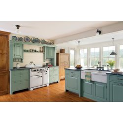 Antique Vintage Country Kitchen S Ideas Country Kitchen Gallery An Aga Stove Offers A Vintage Feel To Vitzthum Based Designof A Casual Country Kitchen Restoration Design