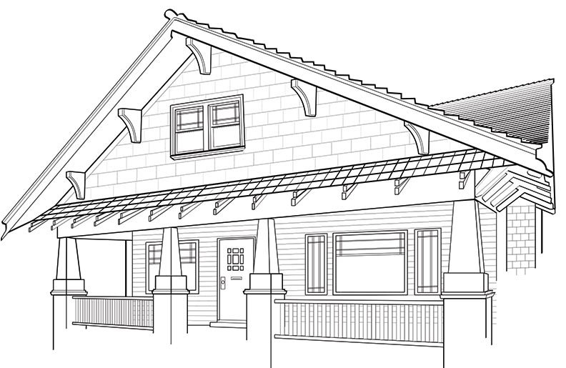 How To Install Roof Brackets Restoration Design For