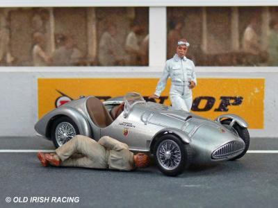 Abarth - Old Irish Racing Model Collection